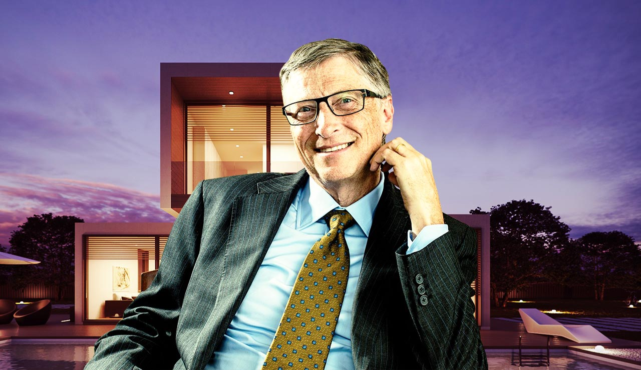 Top Interesting Facts About Bill Gates' House