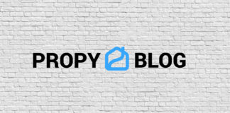 propy blog home page