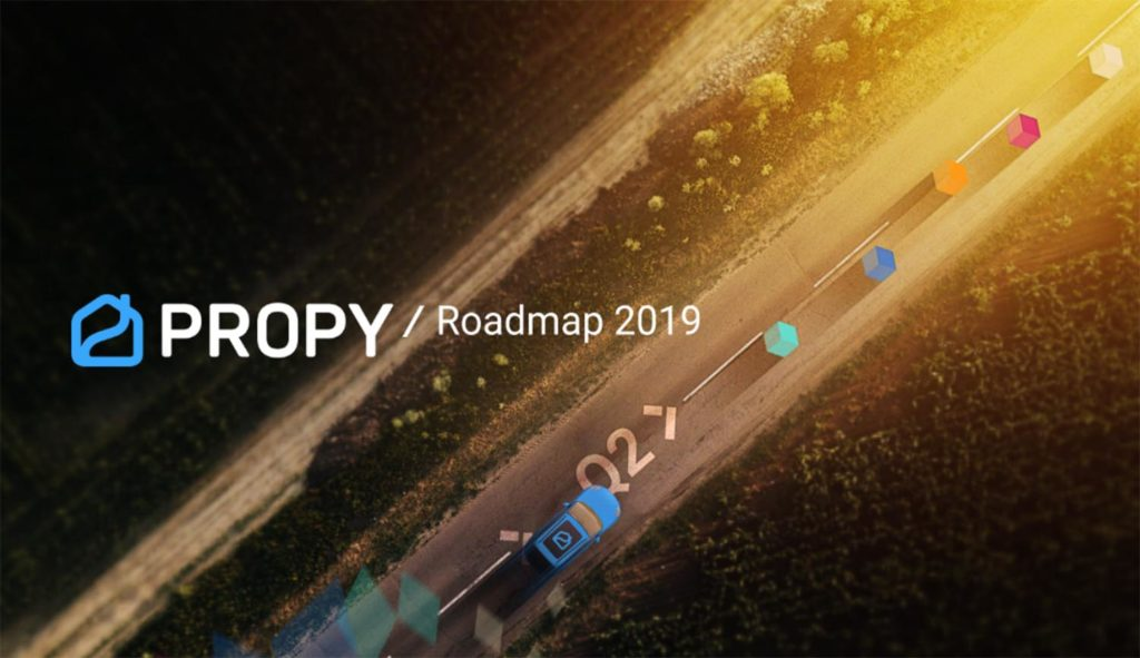 Propy 2019 Roadmap: A Year of Growth