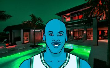 NBA Superstar Michael Jordan's $14.855M Estate Is for Sale