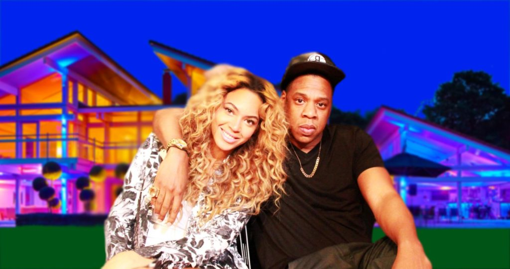 Jay-Z and Beyonce's Mansion Rental Is Now for Sale