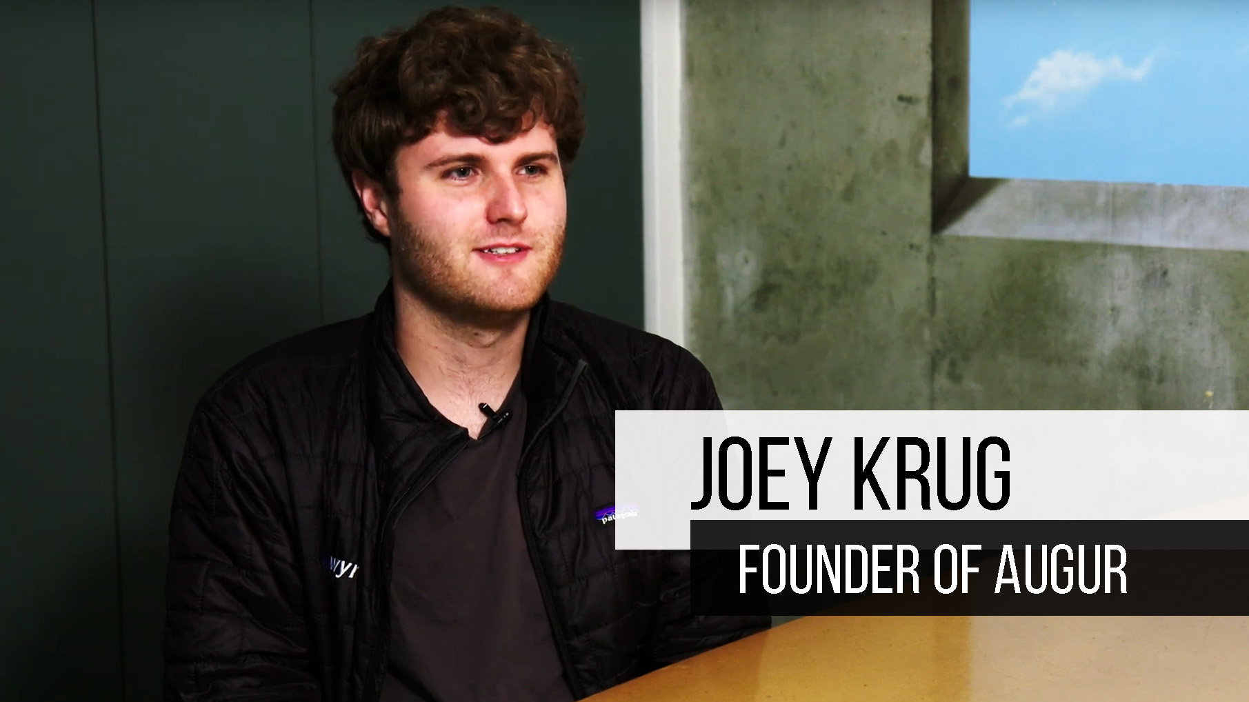 Joey Krug | What Is Augur? Why Do Prediction Markets Matter for Real Estate?
