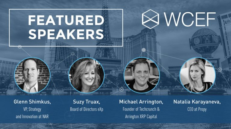 Blockchain for Real to Feature Glenn Shimkus (NAR), Suzy Truax (eXp), Mike Arrington (TechСrunch), and Dave Garland (SCV/NAR)