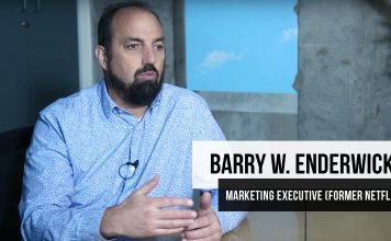 Propy Welcomes Barry Enderwick (Marketing Executive, Former Netflix, MZ)
