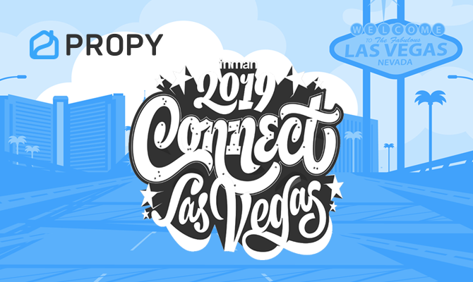 Propy Joins Inman Connect Las Vegas 2019 to Discuss Real Estate