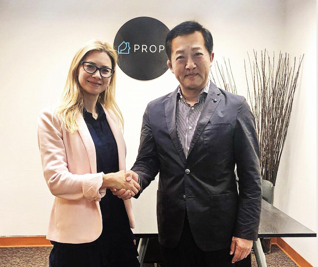The Significance of the Propy and EAJ Partnership