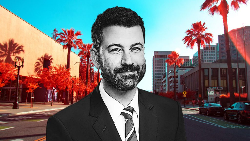 3 Interesting Facts About Jimmy Kimmel House