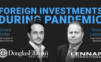 Foreign investments During pandemic. Are chinese customers now longer buy?