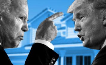 Biden vs. Trump Houses