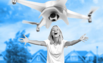 How to Use Drones in Real Estate