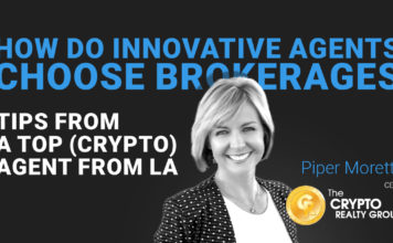 How Do Innovative Agents Choose Brokerages