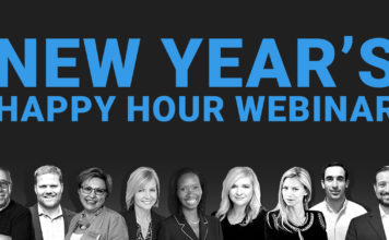 New Year's Happy Hour Webinar