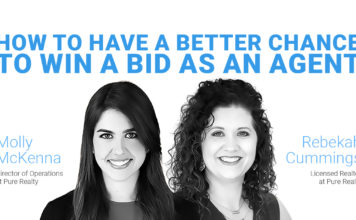 How to Have a Better Chance to Win a Bid as an Agent