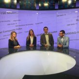 Propy's team on Bloomberg
